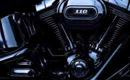 moto en hiver