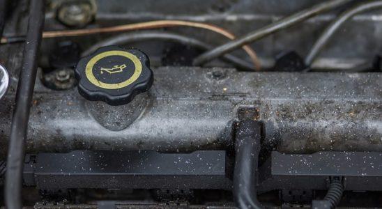huile de moteur