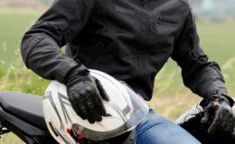 blouson de motard