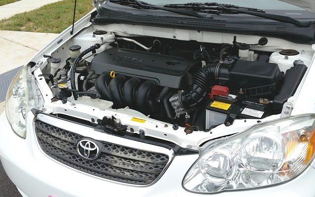 test batterie d'une voiture